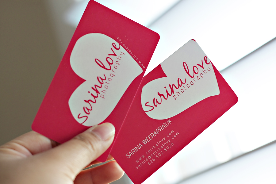 NEW Business Cards - Los Angeles Wedding and Boudoir Studio ...