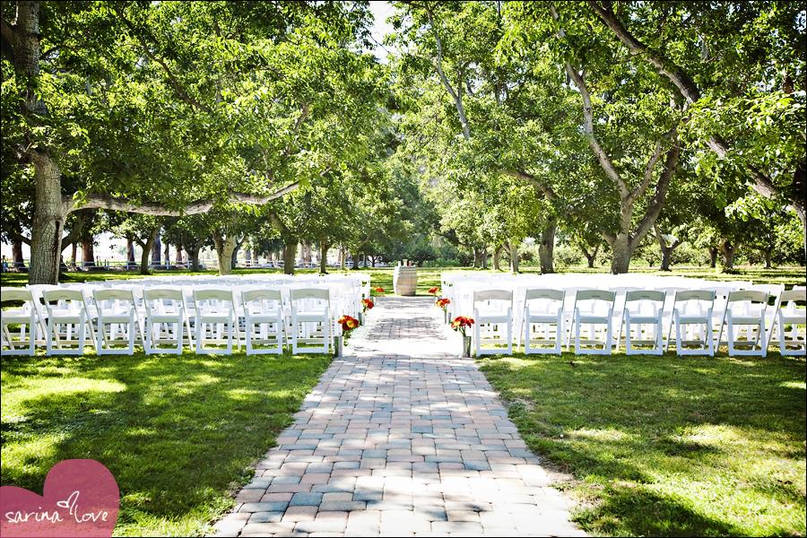 Walnut Grove At Tierra Rejada Ranch Tara And Tim S Wedding