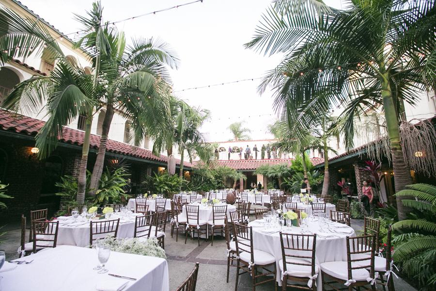 Villa sol wedding