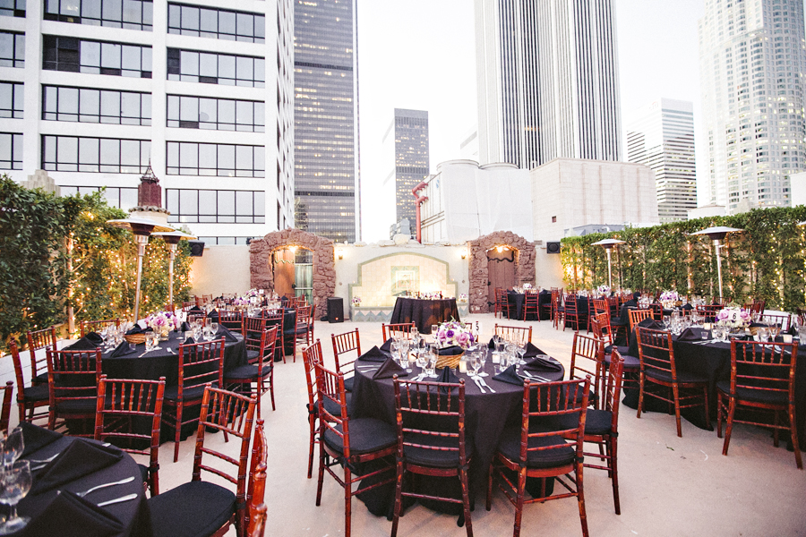 Oviatt penthouse downtown los angeles wedding for Penthouses in los angeles