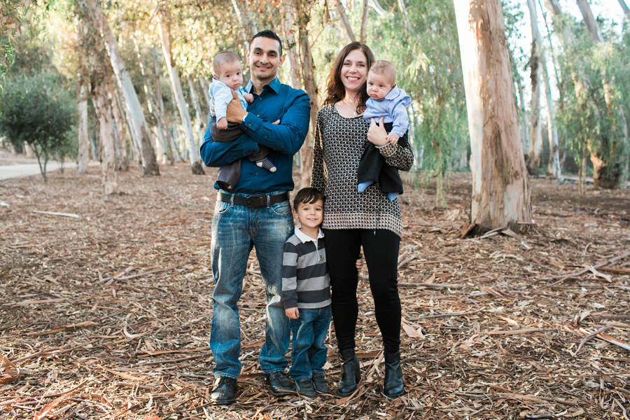 lake forest family session