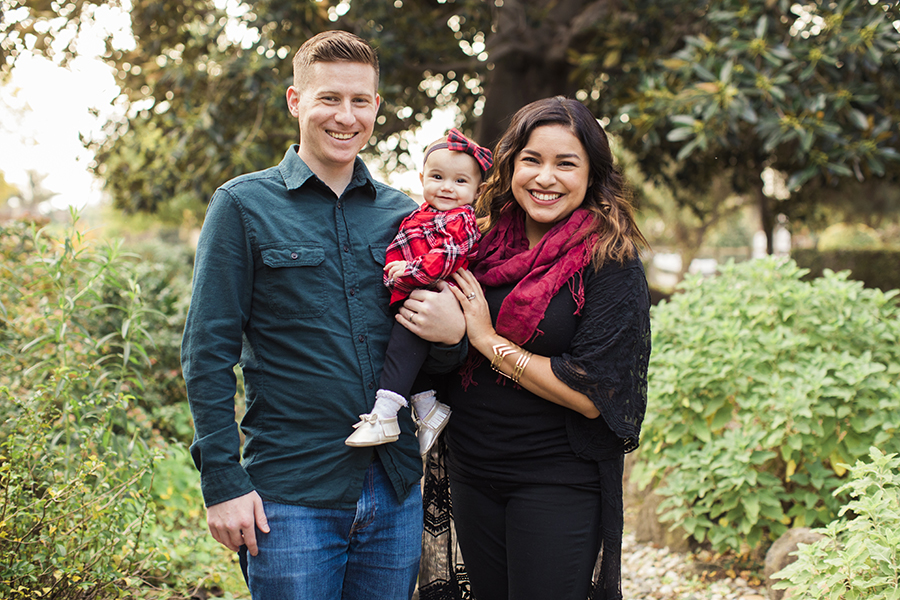 Bay Area Fremont Family Session
